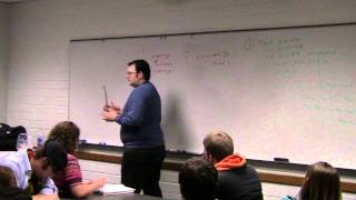2013 Brandon Sanderson - Lecture 2: Magic & Satisfying Resolutions Pt 1 (7/8)