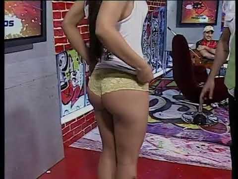 AN - Mirna Pereira en juego de año nuevo
