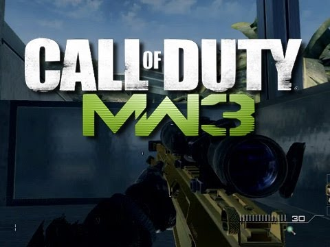MW3 - Death Reaction Montage 12!  (Funny MW3 Moments)