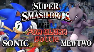 SSB4 For Glory Match #1