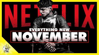 Everything Exciting & New on NETFLIX November 2019 | Flick Connection