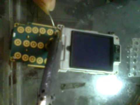 problem keypad nokia 1650 new