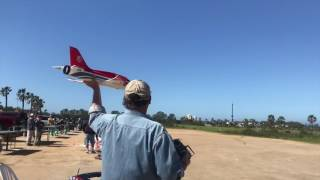 Cool RC Model Jet & Plane Flying! | Silent Electric Flyers Club San Diego