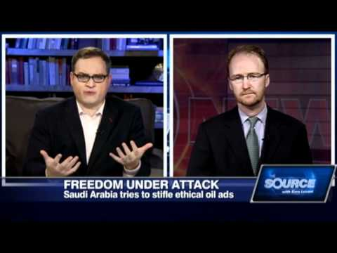 Ezra Levant: Saudi Arabian Fascists Threaten Free Speech In Canada!