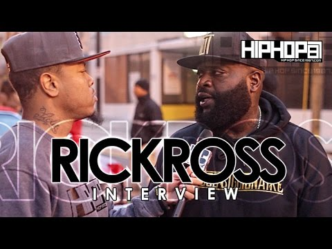 Rick Ross Speaks On Releasing Two Albums In One Year, Meek Mill Release, New Film And More