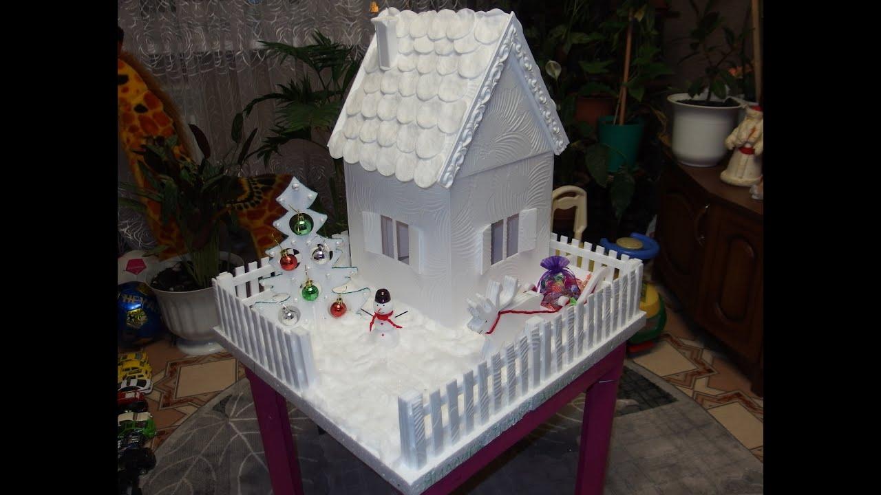 Детские домики своими руками (59 фото варианты игровых построек для детей) 64