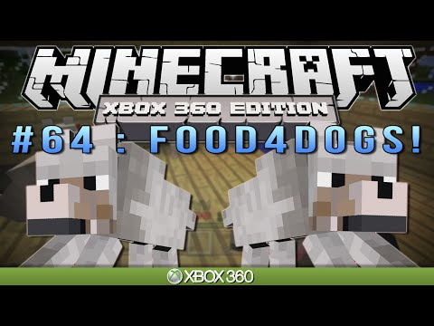 Minecraft Xbox FOOD4DOGS Survival #64
