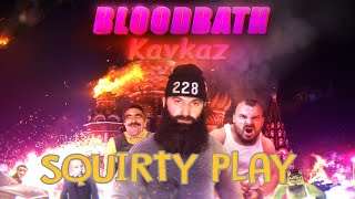 BLOODBATH KAVKAZ - Hotline Miami: MS Paint Edition