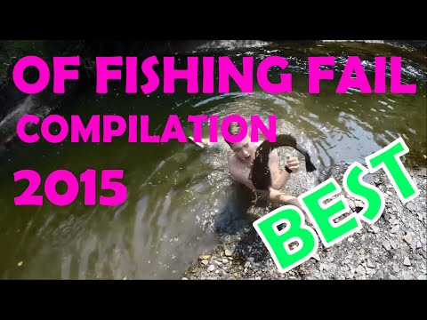 Best of Fishing Fail Compilation 2015
