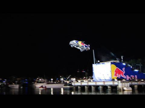 Behind the scenes - Travis Pastrana's New Year's Eve jump Video