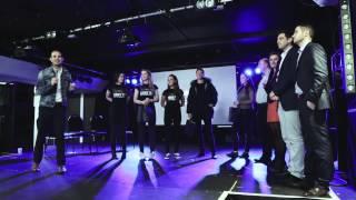 Newcastle University Lions' Den 2014