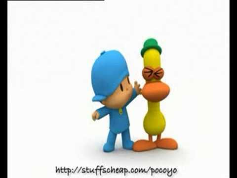 Pocoyo EP07 The Big Sneeze [ENGLISH HQ] Video
