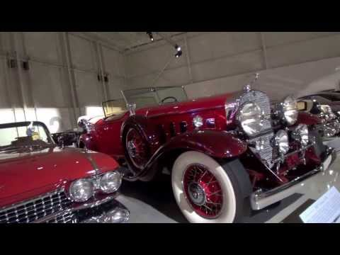 A visit to the General Motors Heritage Center