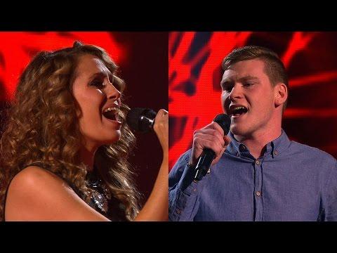 The Voice of Ireland S04E11 Battles - Gemma Lomax Vs Brian Dunne