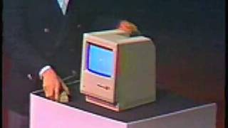 The Lost 1984 Video_ young Steve Jobs introduces the Macintosh