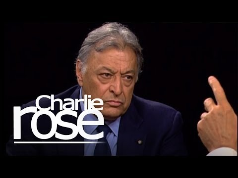 Zubin Mehta Talks to Charlie Rose