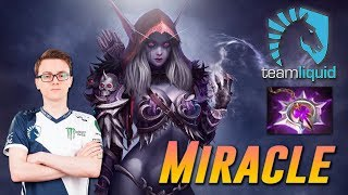 Miracle Drow Ranger Traxex - Dota 2 Pro MMR Gameplay