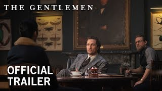 The Gentlemen | Official Trailer [HD] | Coming Soon to Theaters