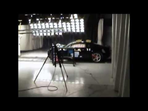 NHTSA - 2010 Chevrolet Camaro, краш-тест