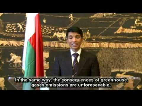Madagascar: Statement 2009 UN Climate Change Summit