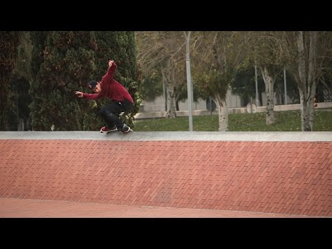 """Two of Europe's finest aggressive inline skaters shredding in Barcelona. A few weeks ago Greg Mirzoyan got a visit from rising star Jan Ebbert from Germany and an new """"old"""" friend of Rollerblade®. When you see these 2 names you can expect some high quality video and pictures mixed with flawless technical grinds and hammers.  The new friend is considered one of Europe's most stylish skaters and we are happy to welcome him back to the squad. Please enjoy the read and the edit of Jan Ebbert and Guillaume Le Gentil.  Interview: bit.ly/1qZhihy"""