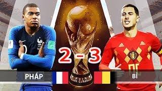 Nhận Định Bán Kết World Cup 2018: Pháp Vs Bỉ Vào lúc 1h00 Ngày 11/7 : Cửa Thắng Thuộc Về Ai?