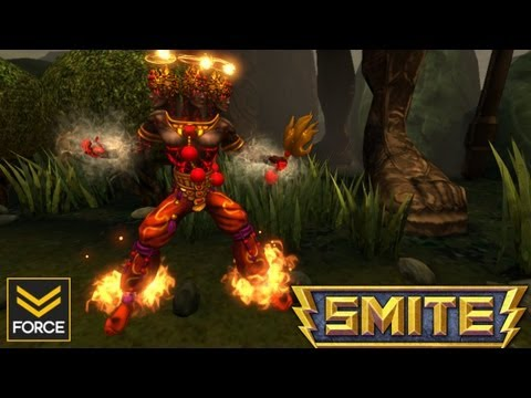 SMITE: AGNI (Gameplay)