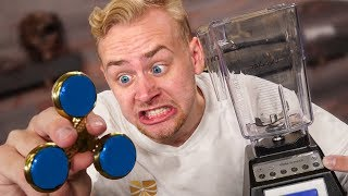 Fidget Spinner VS Blender!
