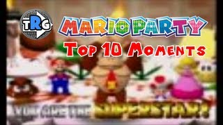 TheRunawayGuys - Mario Party Top 10 Moments