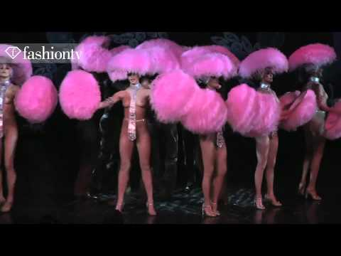 Le Lido Cabaret in Paris ft The Bluebell Girls   FashionTV