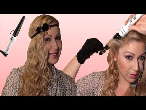 Como Hacer Rizos  chic para el verano How to Curl Your Hair: Voluminous