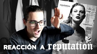Download Lagu REPUTATION Taylor Swift | reacción y opinión Gratis STAFABAND