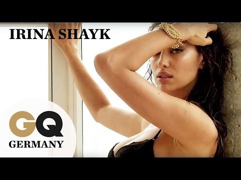 Irina Shayk -- GQ Covermodel