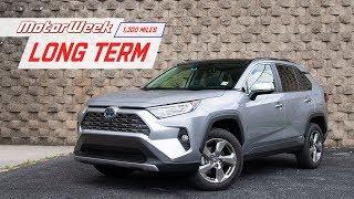 2019 Toyota RAV4 Hybrid 1,300-Mile Update | MotorWeek Long Term