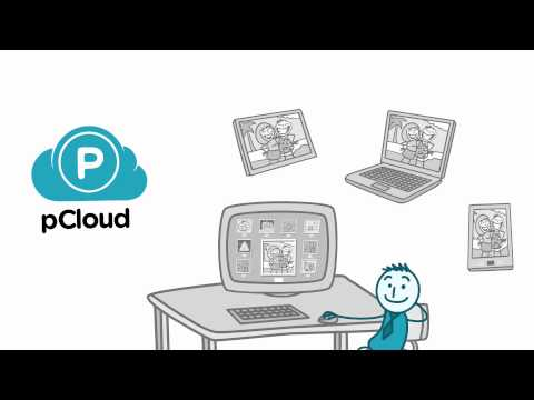 pCloud: Free Cloud Storage APK Cover