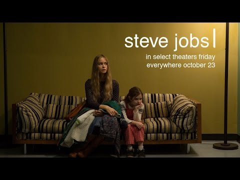 Steve Jobs - In Select Theaters Friday, Everywhere October 23 (TV Spot 44) (HD)