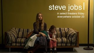 Steve Jobs - In Select Theaters Friday, Everywhere October 23 (TV Spot 44) (HD) - Продолжительность: 31 секунда