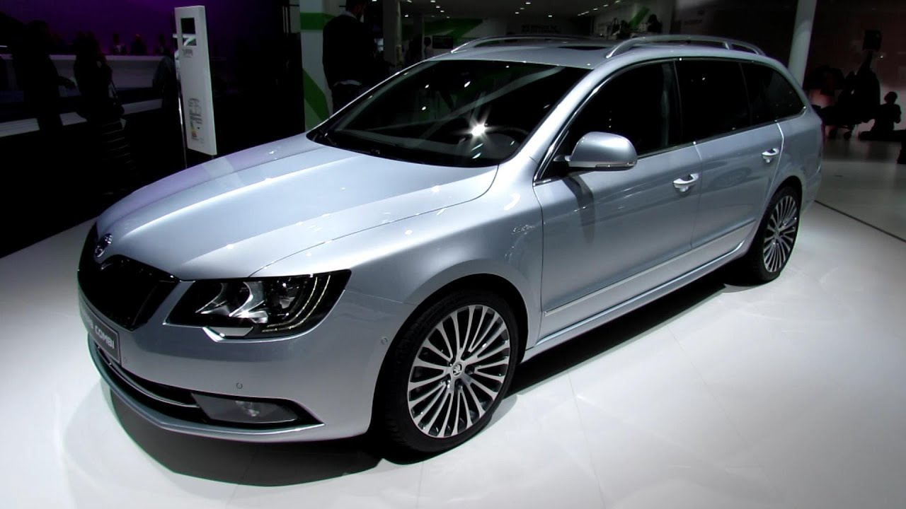 2014 skoda superb combi 4x4 exterior and interior walkaround 2013 frankfurt motor show youtube. Black Bedroom Furniture Sets. Home Design Ideas