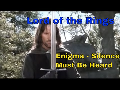 Enigma Silence Must Be Heard