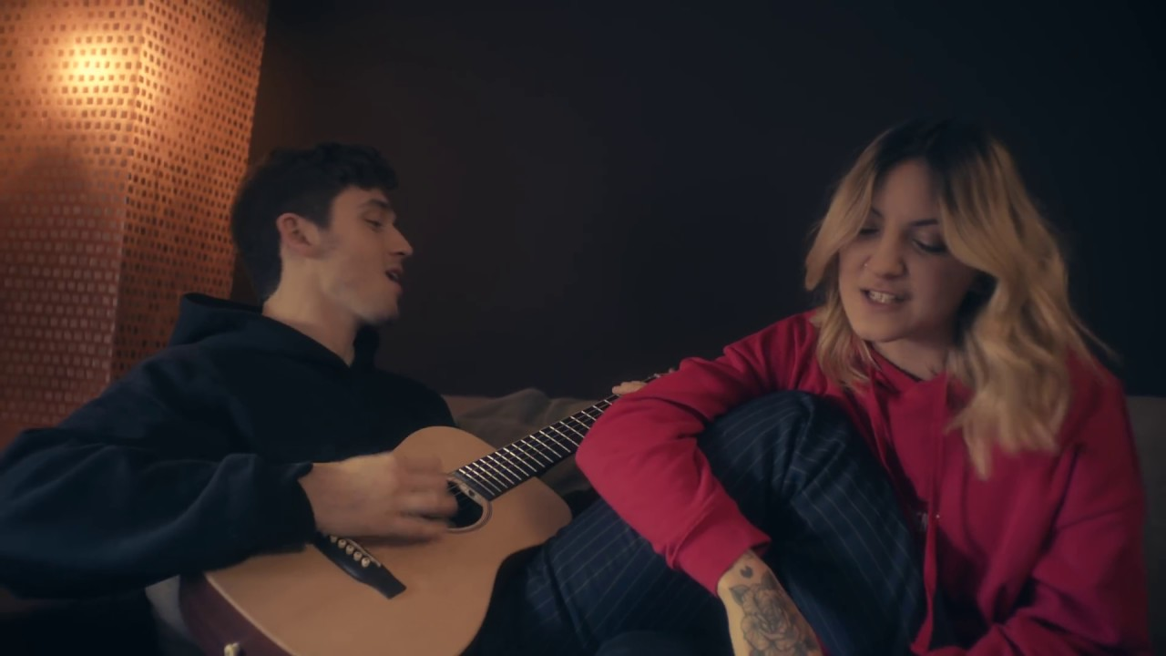 Lauv & Julia Michaels - There's No Way (super stripped) #1