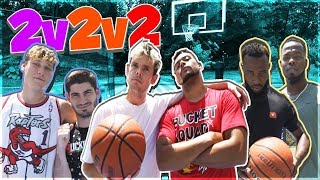 2HYPE 2v2v2 BASKETBALL GAME of 321