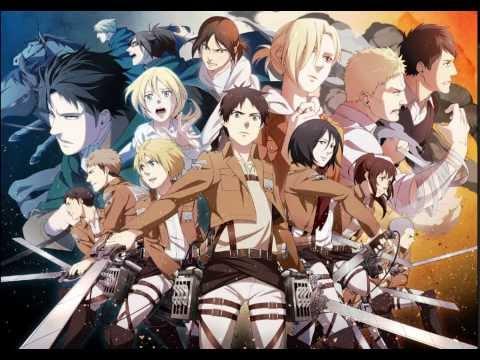 Shingeki no Kyojin / Attack on Titan Soundtrack Mini Mix - 進撃の巨人 OST 2013
