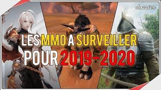 Quels sont les MMO à venir en 2019-2020 ? (Gratuits & Payants)