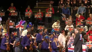 Pomp and Circumstance Encore