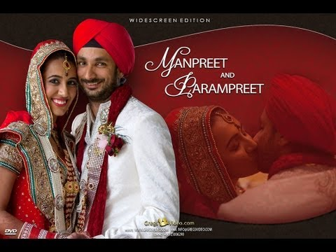 Anand Karaj   manpreet & Parampreet - Ishq Sufiana (punjabi Wedding) video