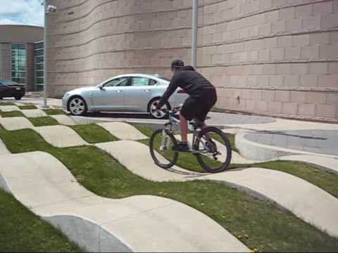 Jaguar Pump track 0001