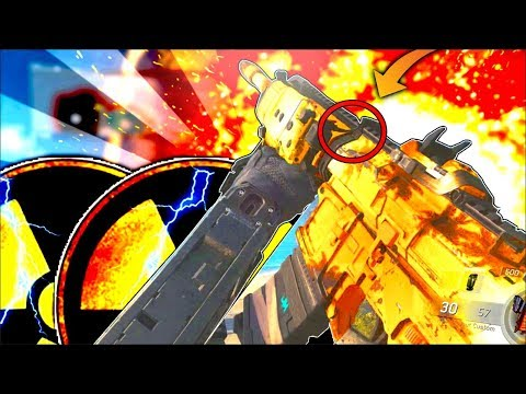 *NEW* INFINITE WARFARE IS HIDING THIS SECRET TRICK!!! (BEACH BALL RETICLE NUCLEAR GAMEPLAY)