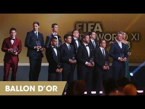 FIFA/FIFPRO World XI Team 2013
