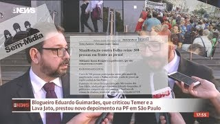 O Blog que irritou Sergio Moro e a Lava Jato