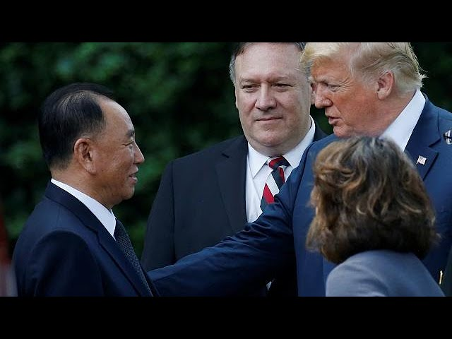 Trump says June summit with North Korea's Kim is back on